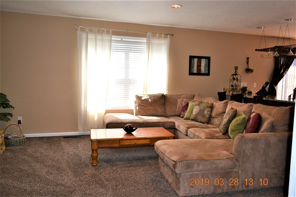Sectional Sofa, Comfortable Seating in the Living