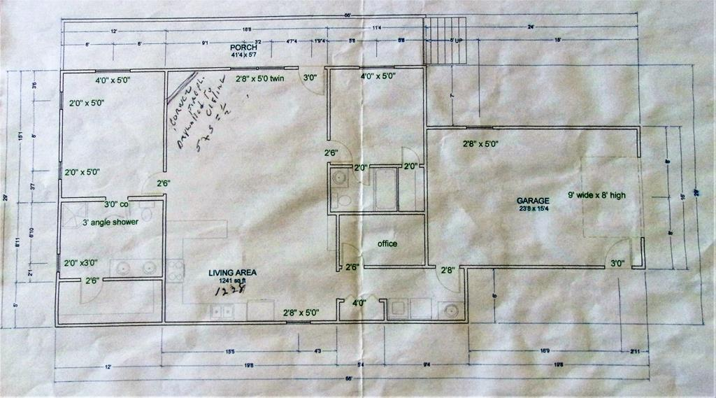 House Plans One Level Home